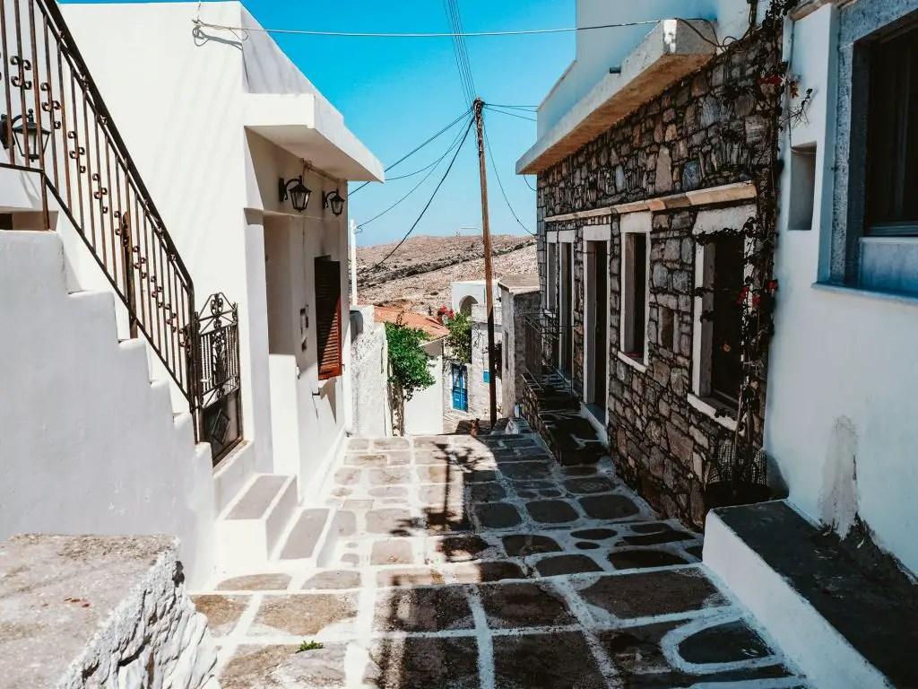 Filoti Village Naxos