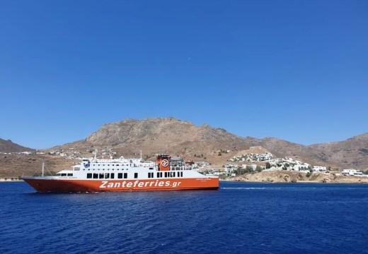 zante ferry