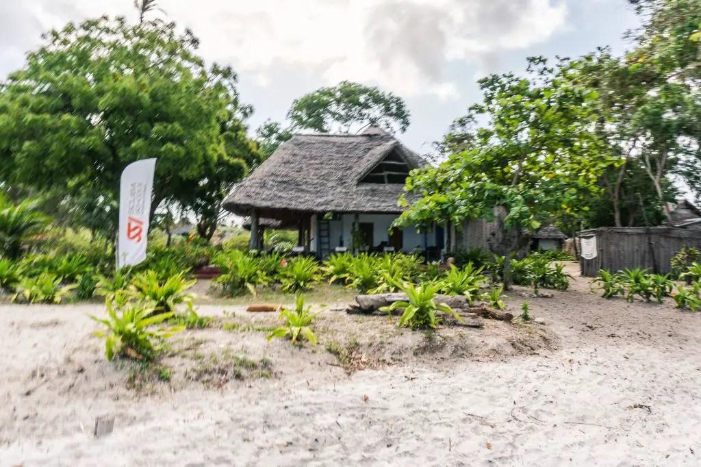 Mafia Island Lodge Dive shop