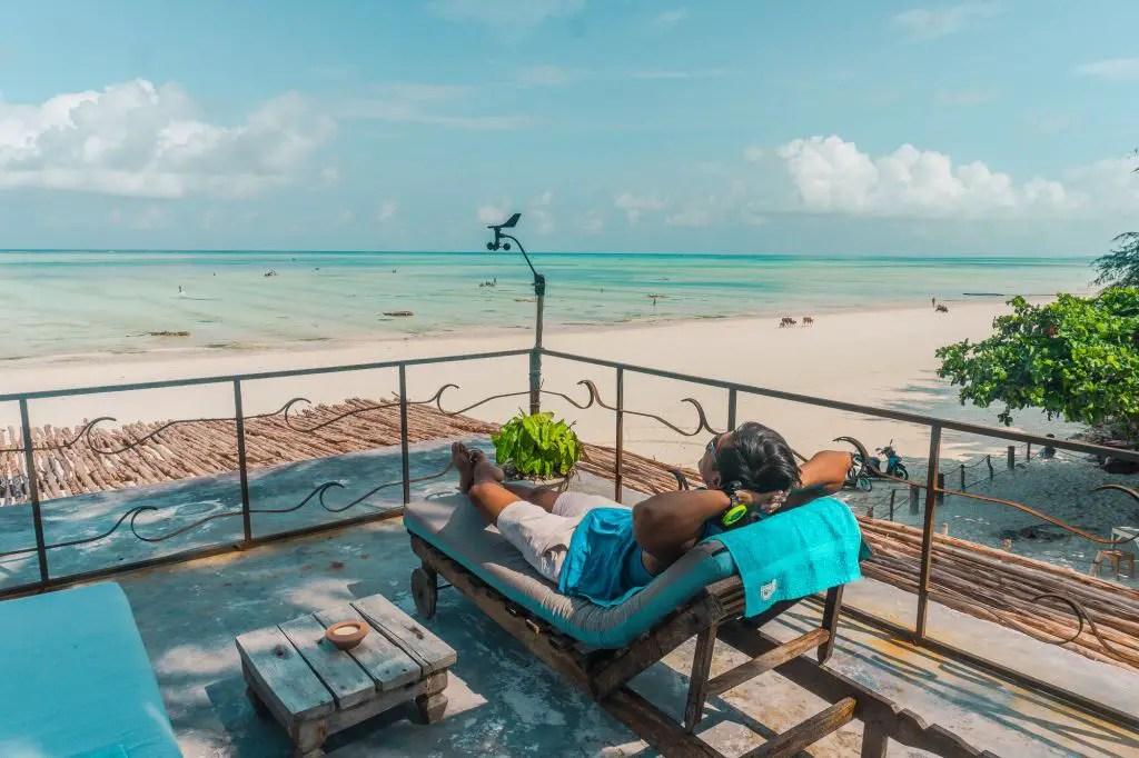 Mr. Kahawa Hotel Paje Zanzibar