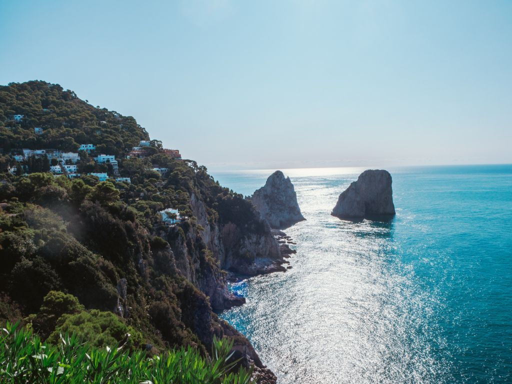 Views of Capri
