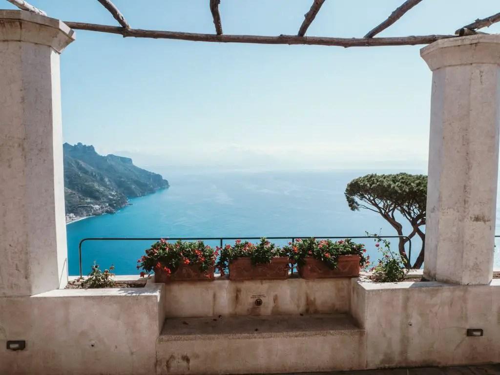 Villa Ruffalo Ravello Amalfi Coast