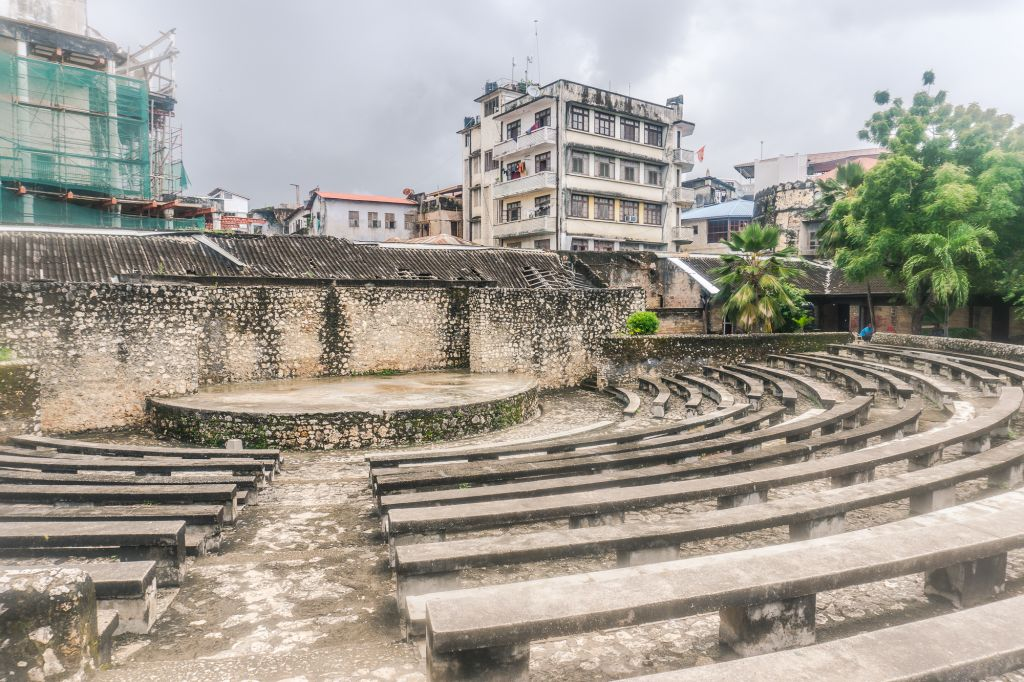 Stone Town fort