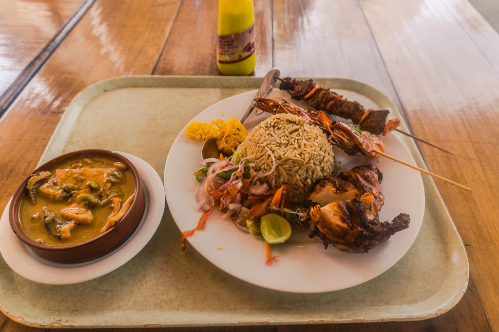 lukmann restaurant zanzibar