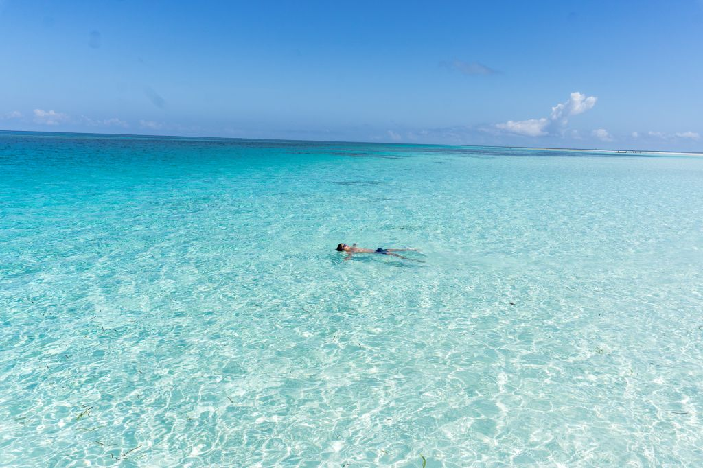 pemba sandbank beaches