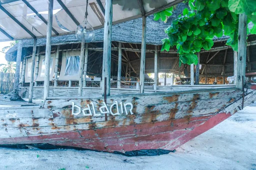 Baladin restaurant