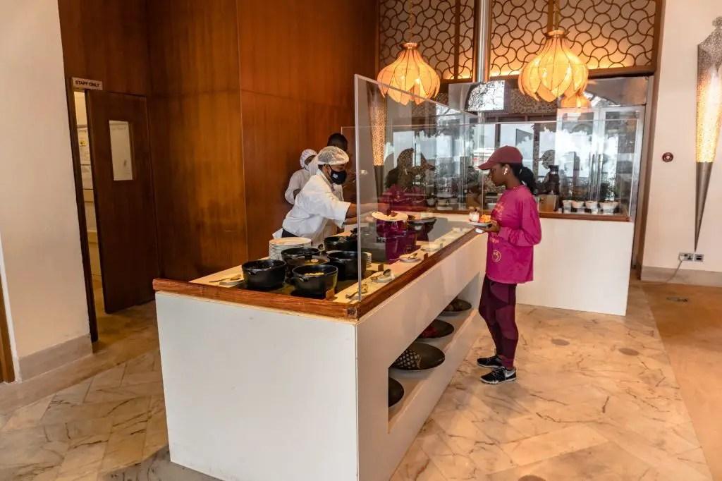 Park Hyatt Zanzibar Dining