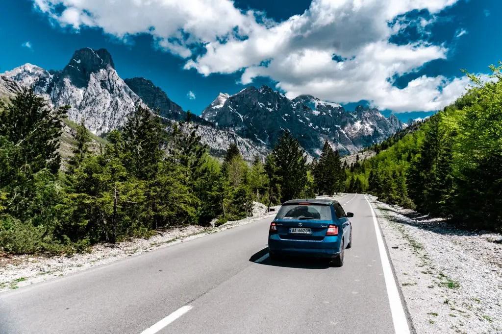 Rent a car Albania
