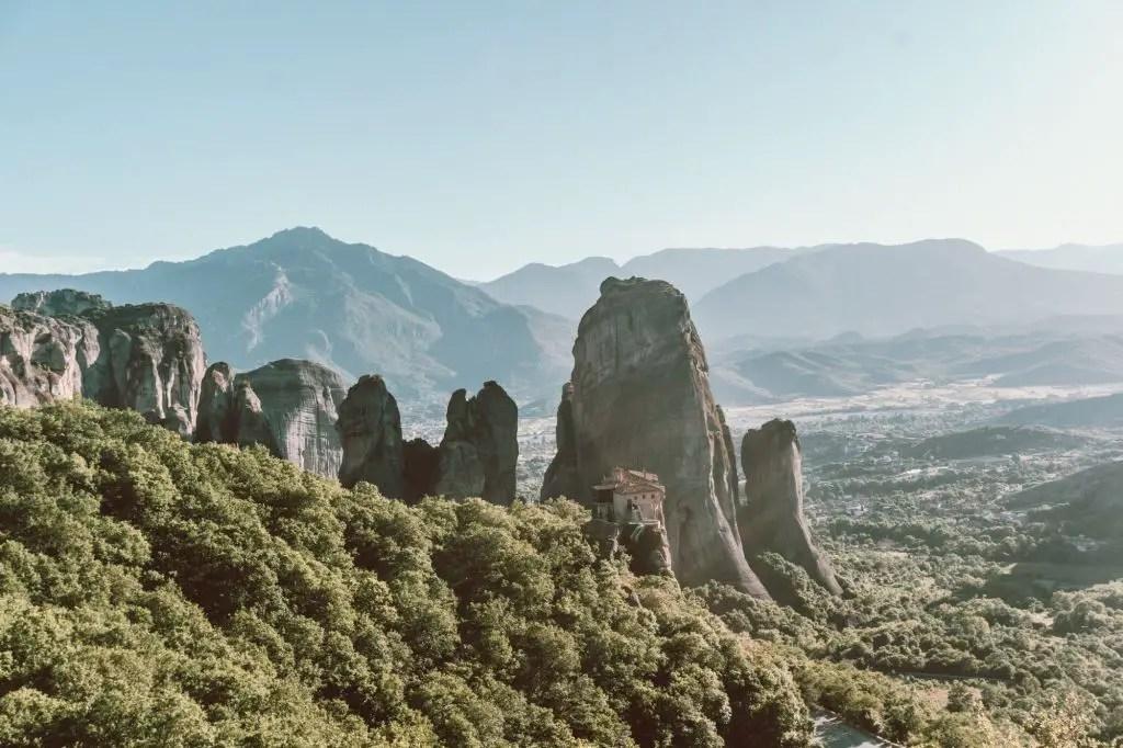 Meteora Rousssanou