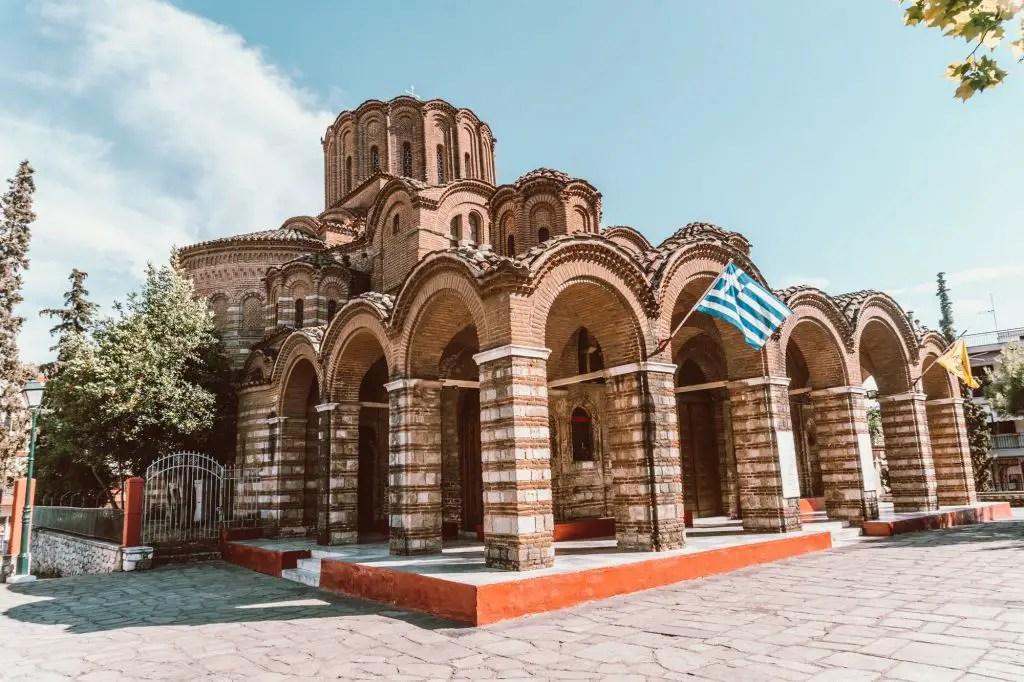 Thessaloniki Church