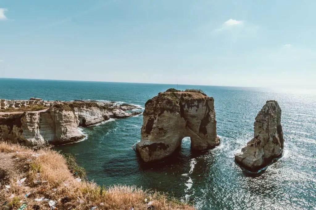 Al Raouche Beirut Lebanon