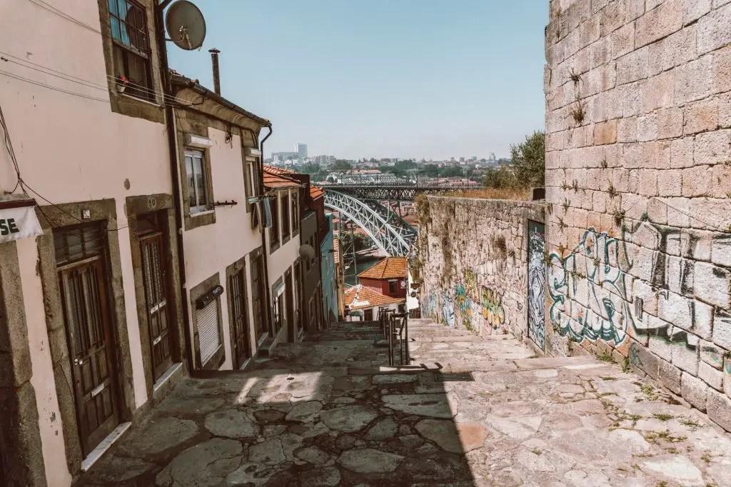 Porto City streets