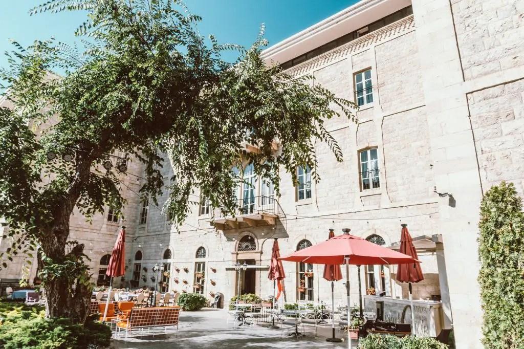 Kadri Grand hotel Lebanon