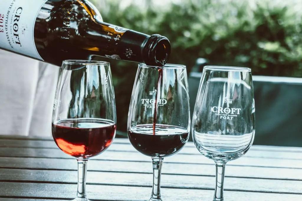 Wine tasting port porto douro valley