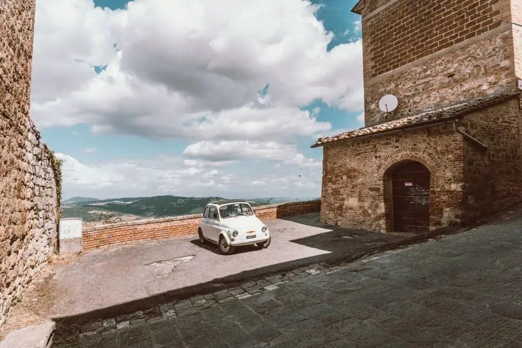 Montepulciano Fiat