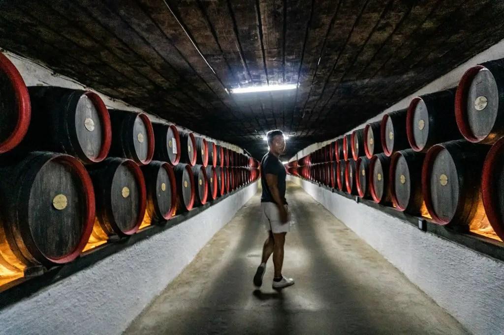 Cricova Winery Moldova