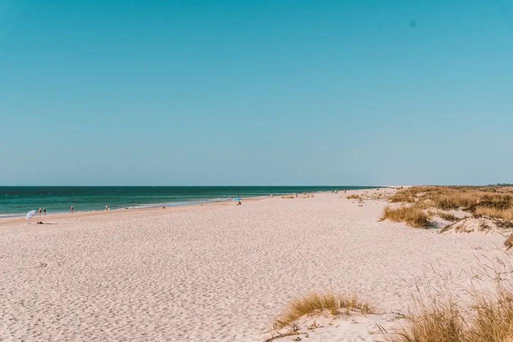 Praia Do Barril Algarve
