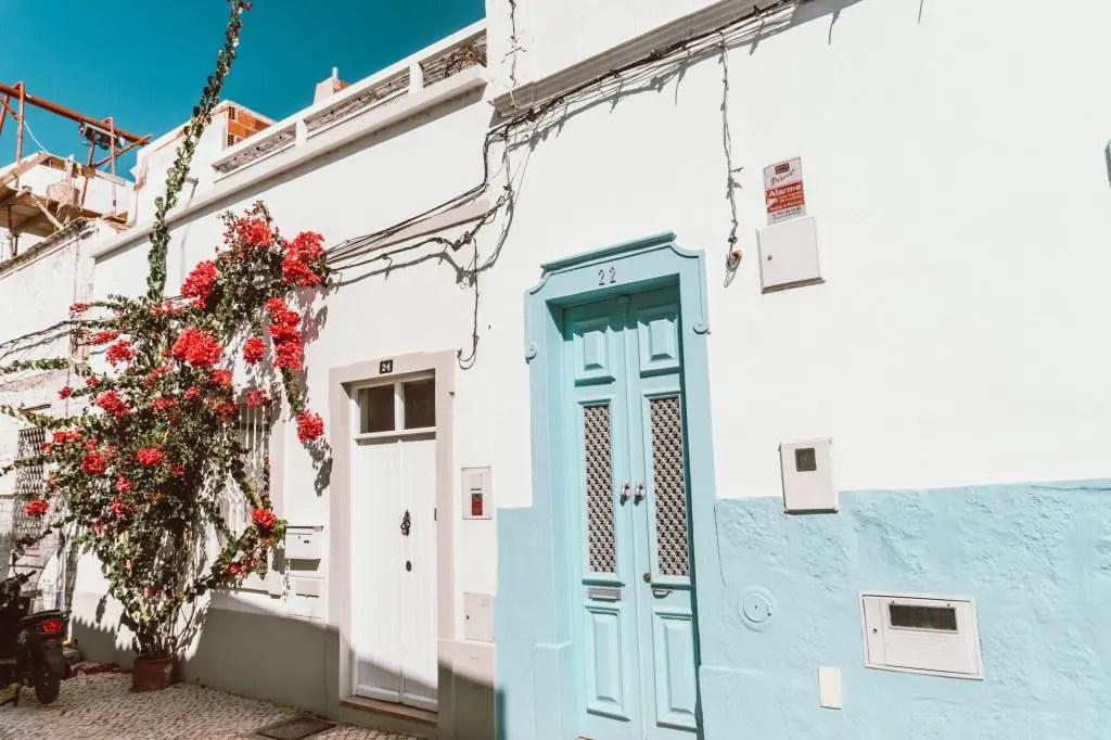 Olhão Portugal Algarve