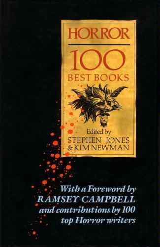 Horror 100 Best Books