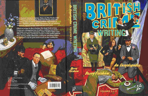 British crime Writing