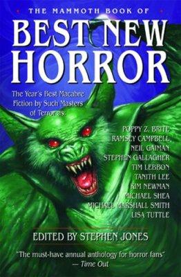 Best New Horror 16