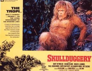 skullduggery 1970 poster