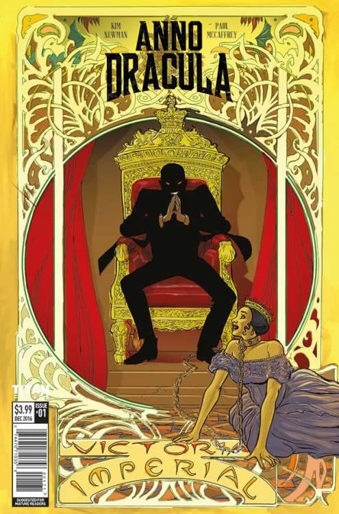 Anno Dracula 1895 1