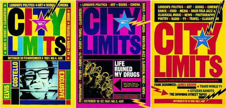 David King covers for City Limits