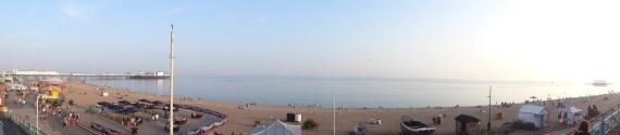 The Beach at Brighton
