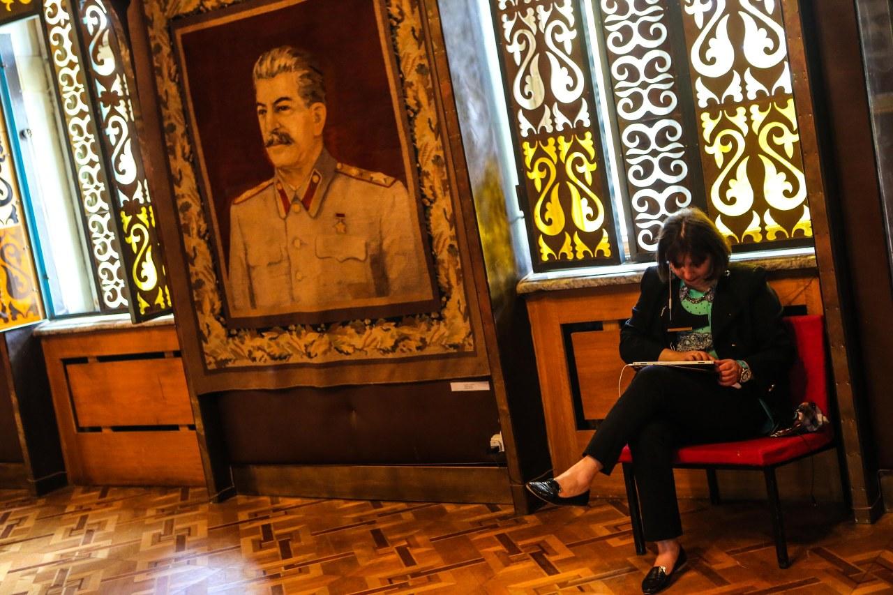 Stalin museum, Gori, Georgia 8