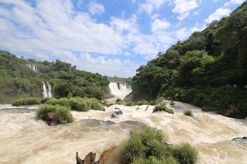 Iguacu Brasilien vattenfall-1