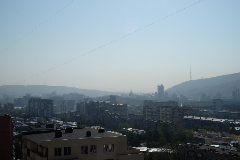 Tbilisi Brutalist Communist Architecture-6