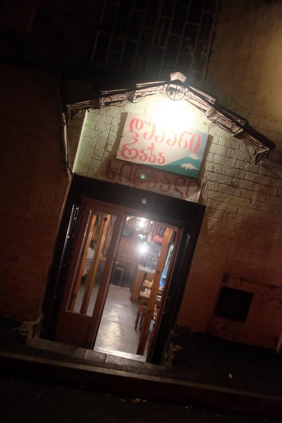 Tbilisi local restaurant-3