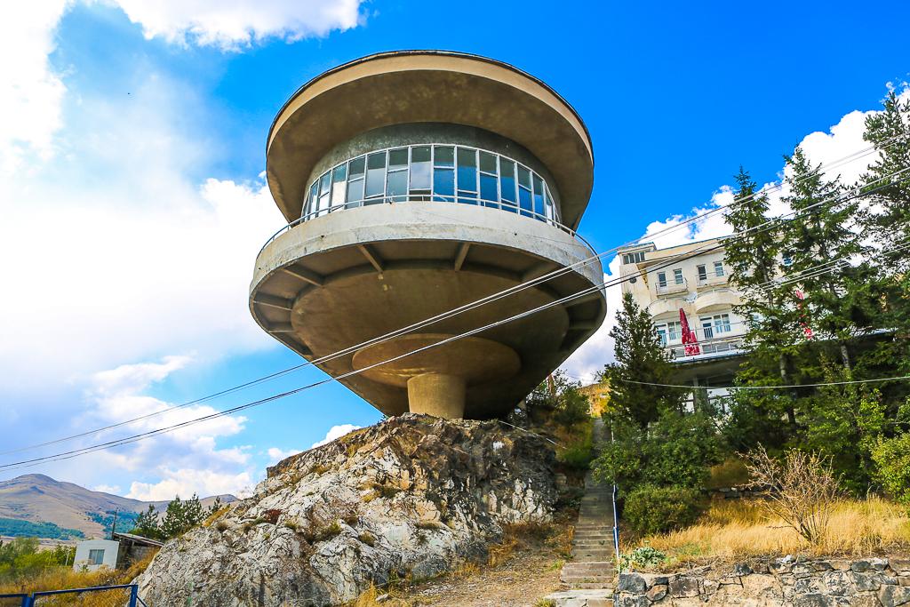 Armenia Armenian Writers Union Lake Sevan-1