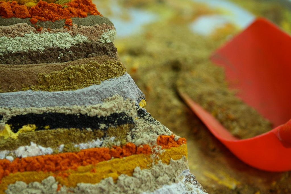 Bahrain Bazaar Spices-3866