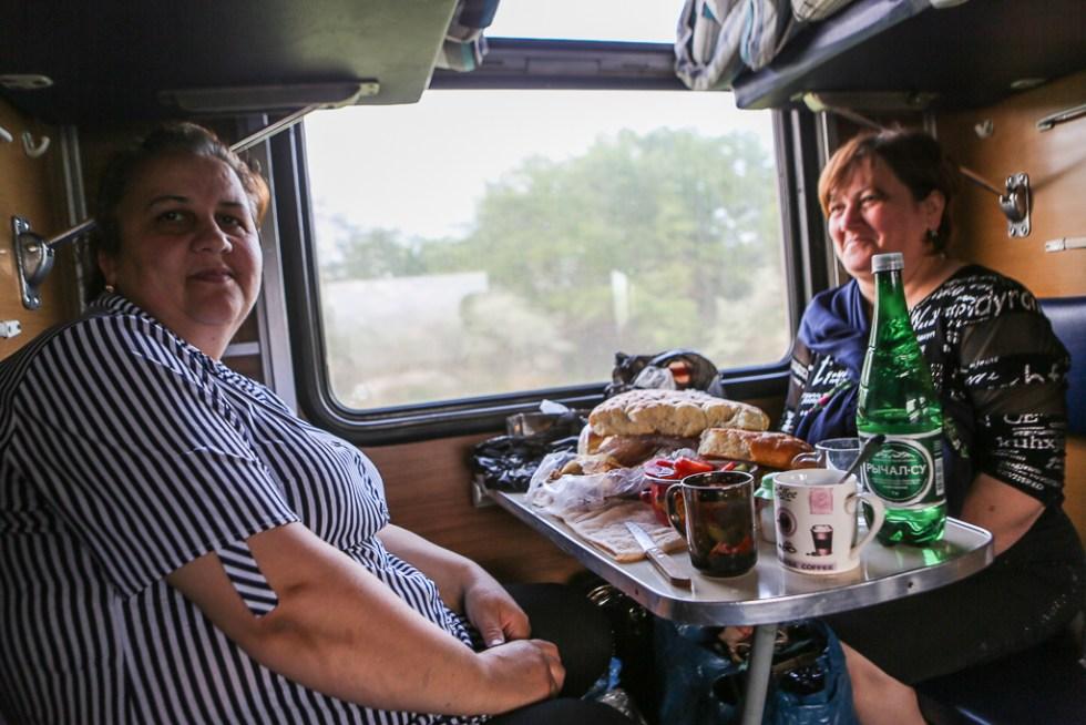 Dagestan-Makhachkala-Train to Astrakhan-8472