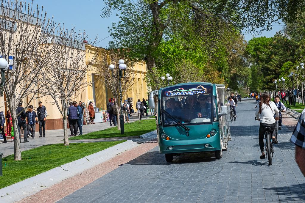 Samarkand pedestrian street Tashkent-6191
