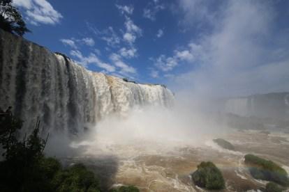 Iguacu Brasilien vattenfall-2