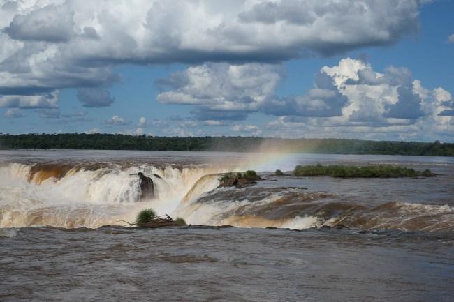 Iguazu Argentina vattenfall-2