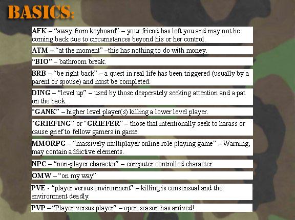 Basics 1