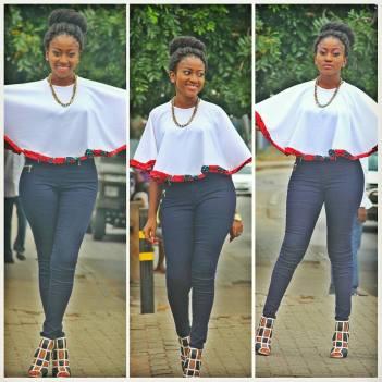 cape-cloak-dress-fashion-police-nigeria