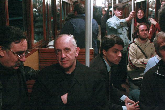 Jorge Mario Bergoglio: proud member of the Unseen Hand.