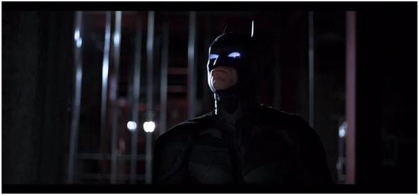 batman vision