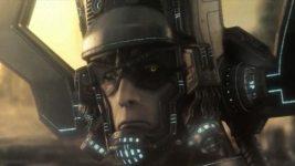video game galactus close up