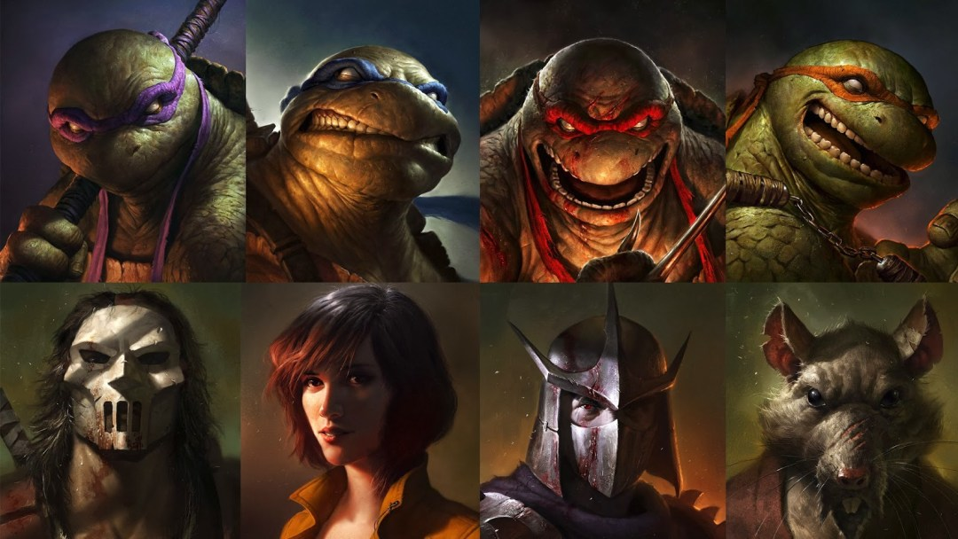 tmnt cast that could've been
