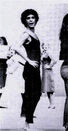 rahm the ballerina