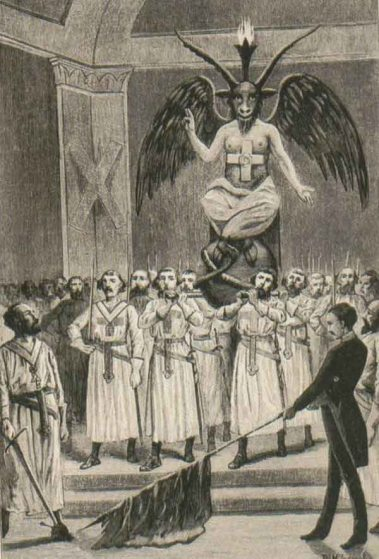 templar-worship-of-baphomet