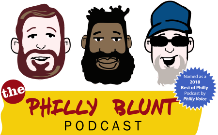 The Philly Blunt - Podcast hosted by Johnny Goodtimes, Reef and Violations Greg