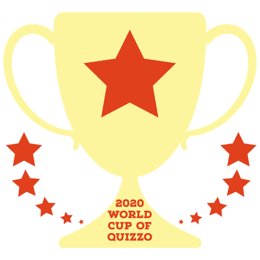 World Cup of Quizzo 2020 Champions
