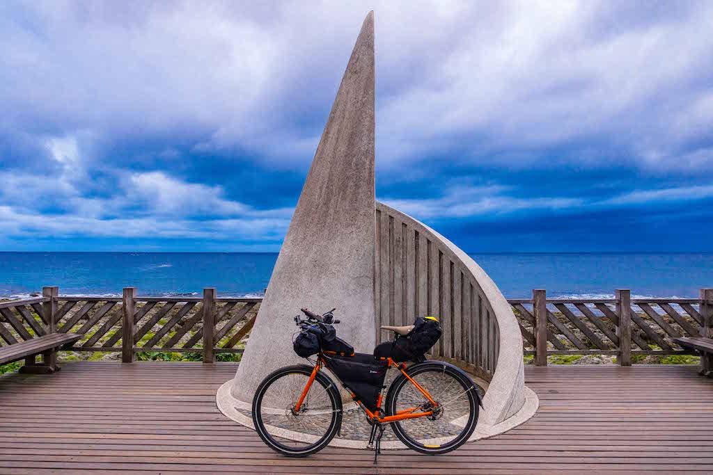 Taiwan, bikepacking, adventure cycling